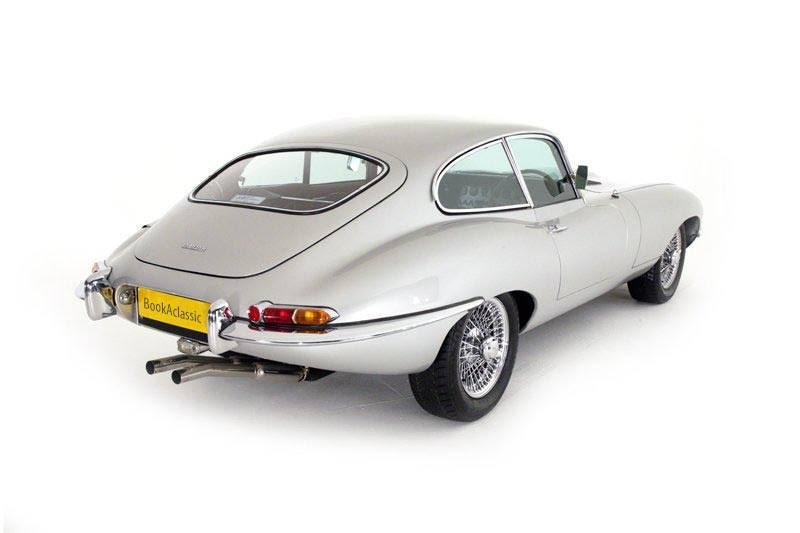 New Jaguar E Type S1 Fh For Hire In Potters Bar London On This Month