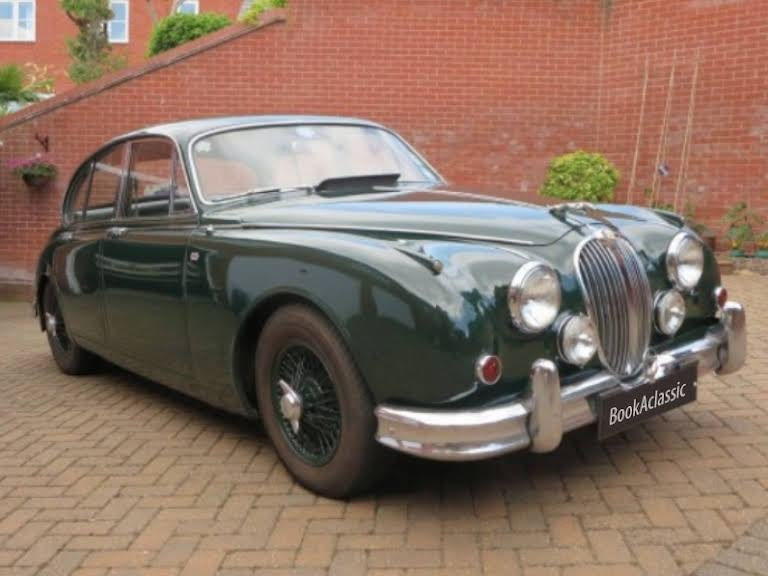New Jaguar Mk2 For Hire In Potters Bar London Bookaclassic On This Month