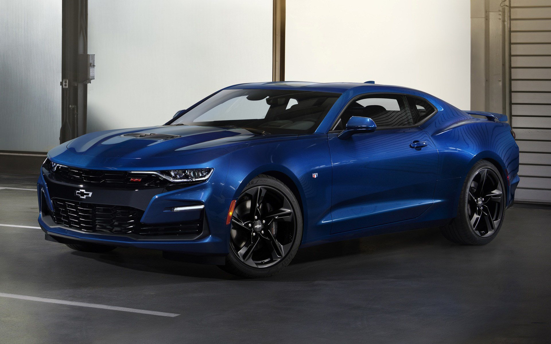 New 2019 Chevrolet Camaro Ss Wallpapers And Hd Images Car On This Month