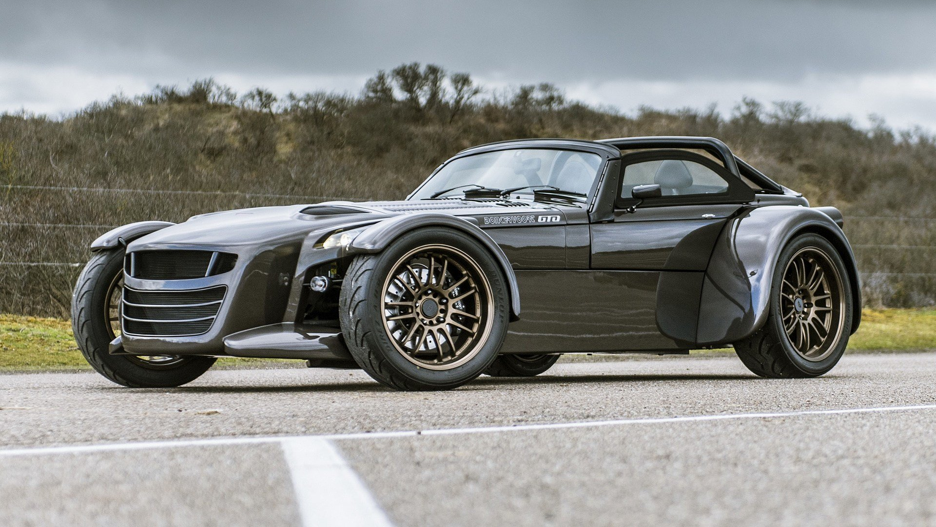 New 2016 Donkervoort D8 Gto S Wallpapers And Hd Images Car On This Month