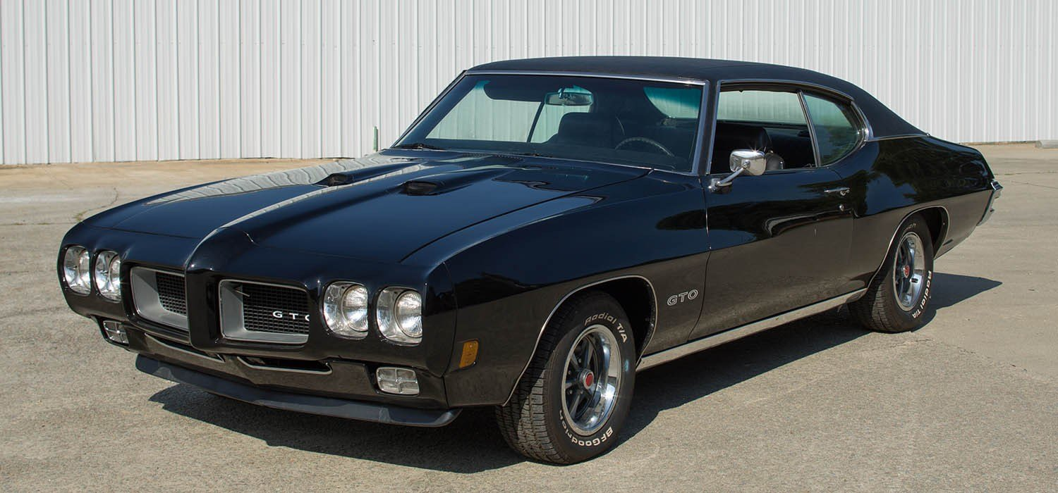 New 1970 Pontiac Gto Murray's Muscle Cars On This Month