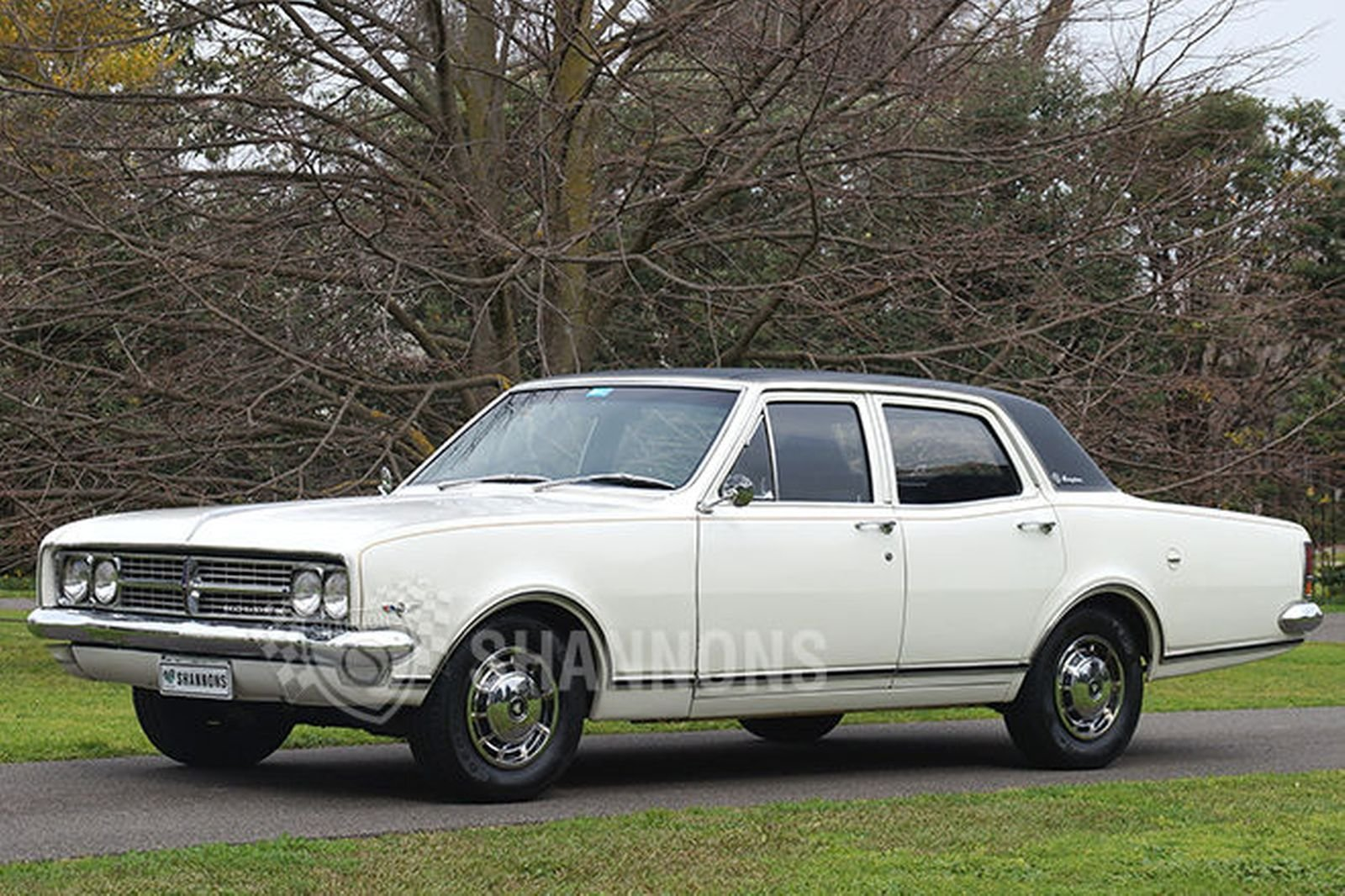 New Sold Holden Hk Brougham 307 Sedan Auctions Lot 44 On This Month