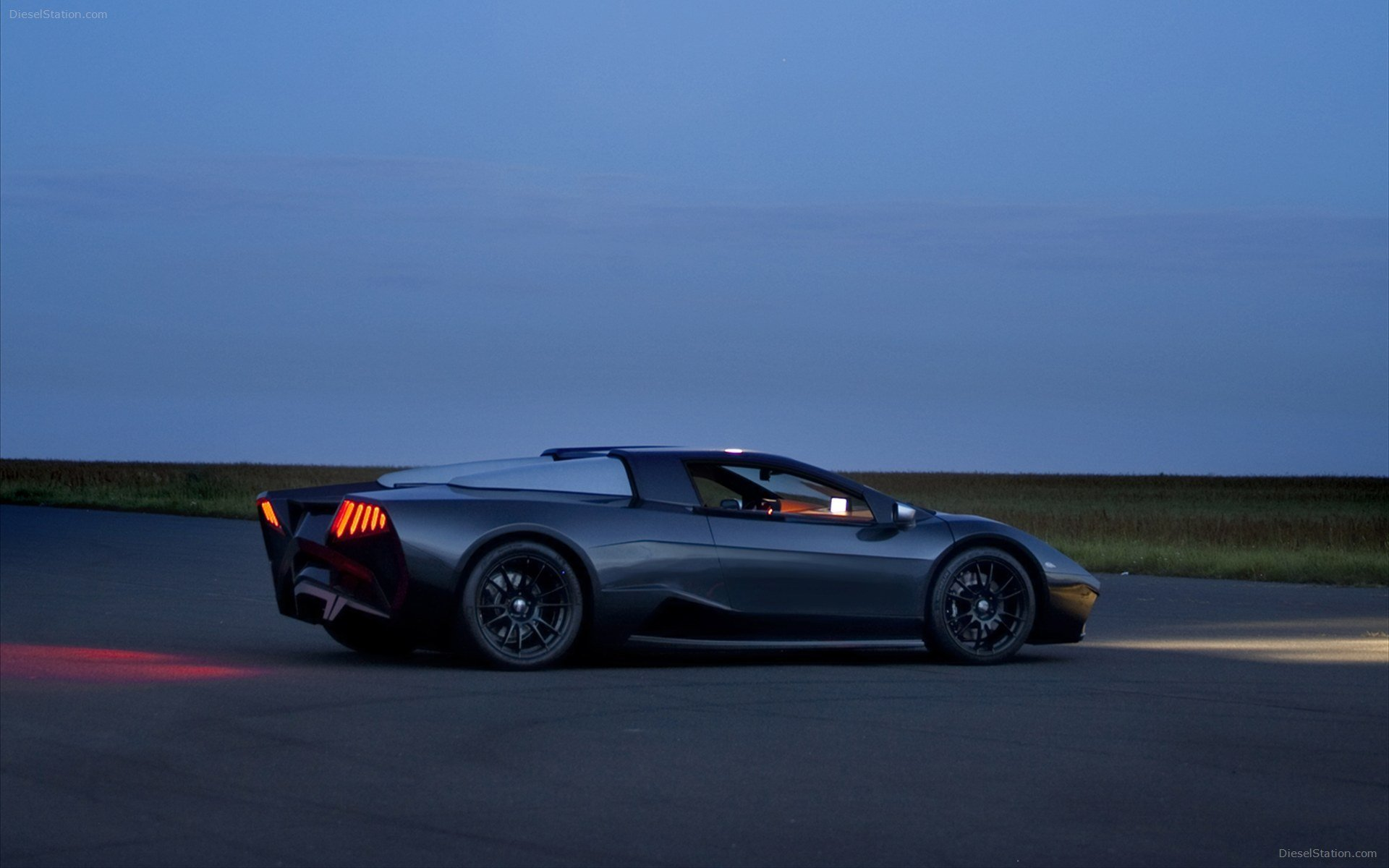 New Arrinera Supercar 2013 Widescreen Exotic Car Wallpapers On This Month