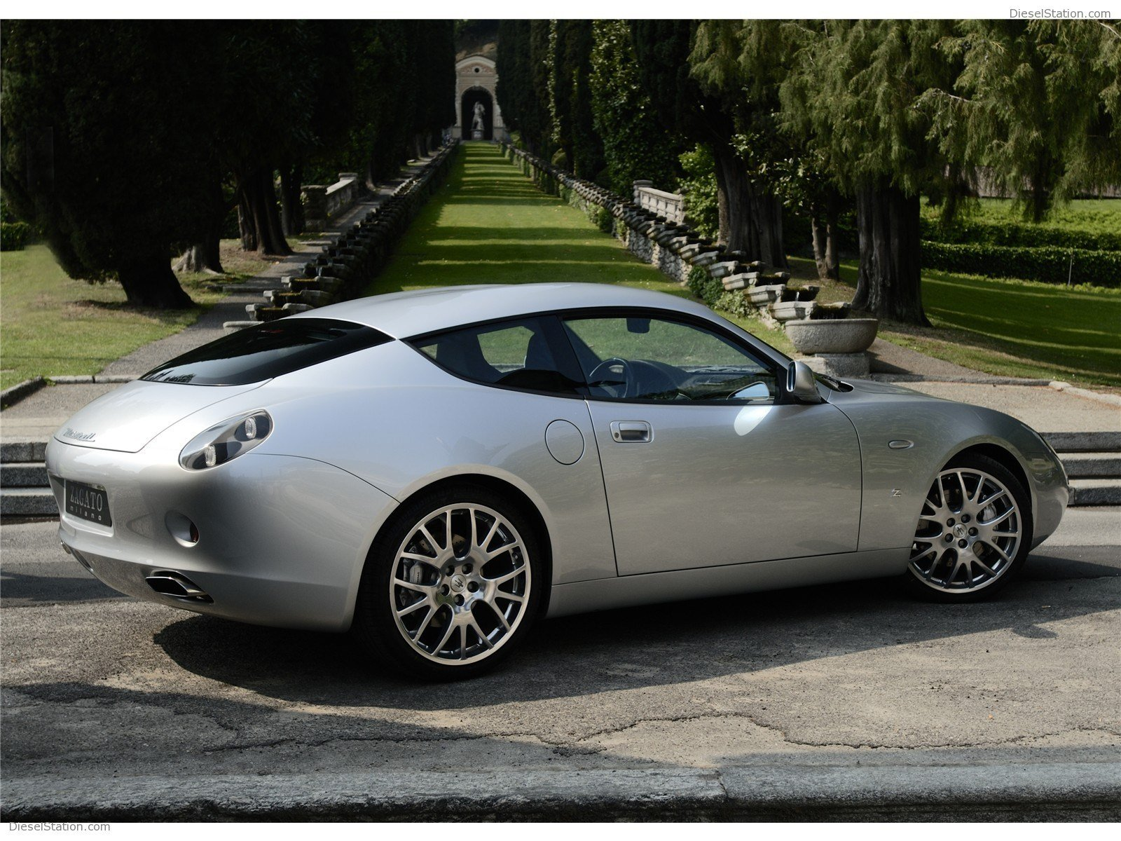 New Maserati Gs Zagato Exotic Car Pictures 06 Of 24 Diesel On This Month