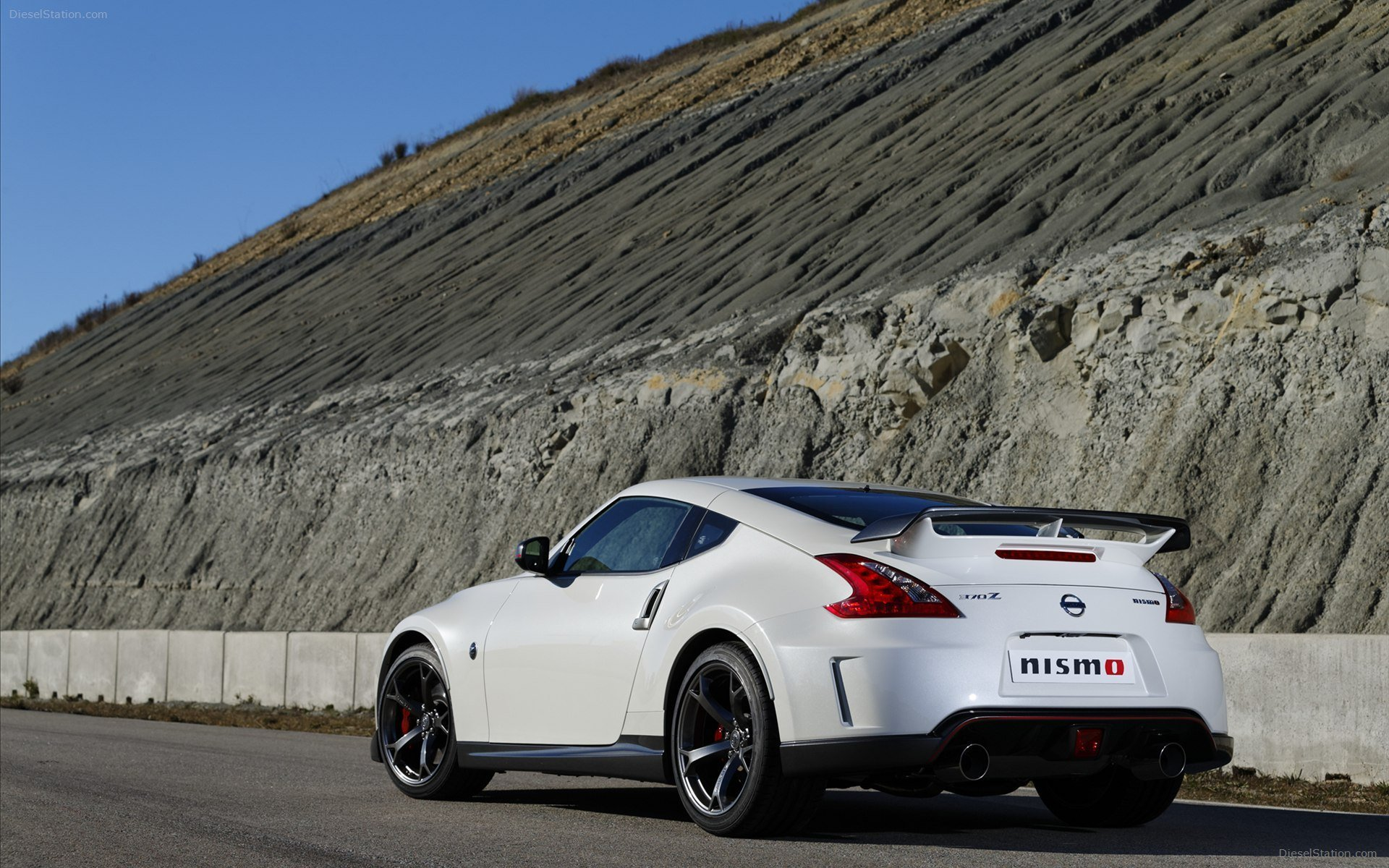 New Nissan 370Z Nismo 2014 Widescreen Exotic Car Wallpaper 03 On This Month