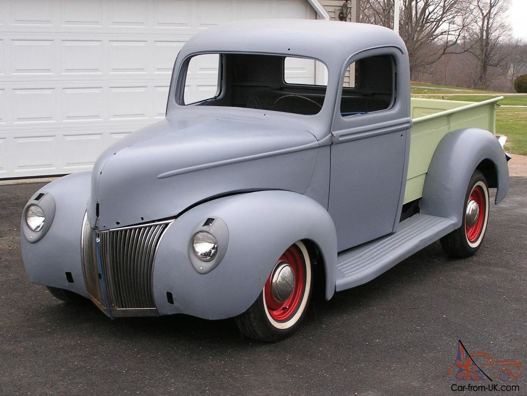 New 1940 Ford Pickup Truck On This Month Original 1024 x 768