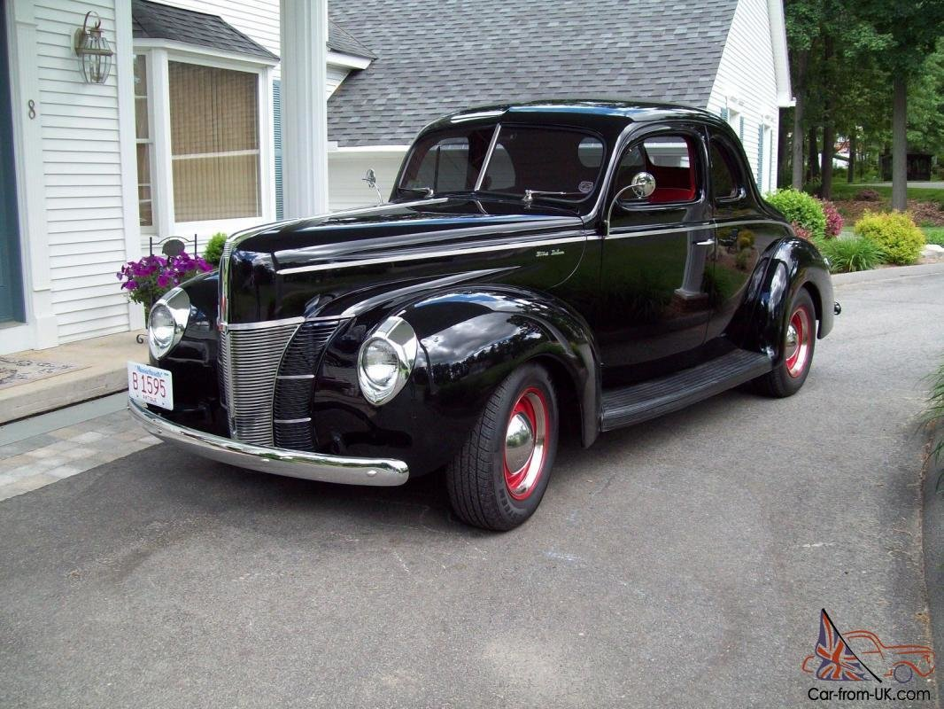 New 1940 Ford Coupe Street Rod Hot Rod On This Month Original 1024 x 768