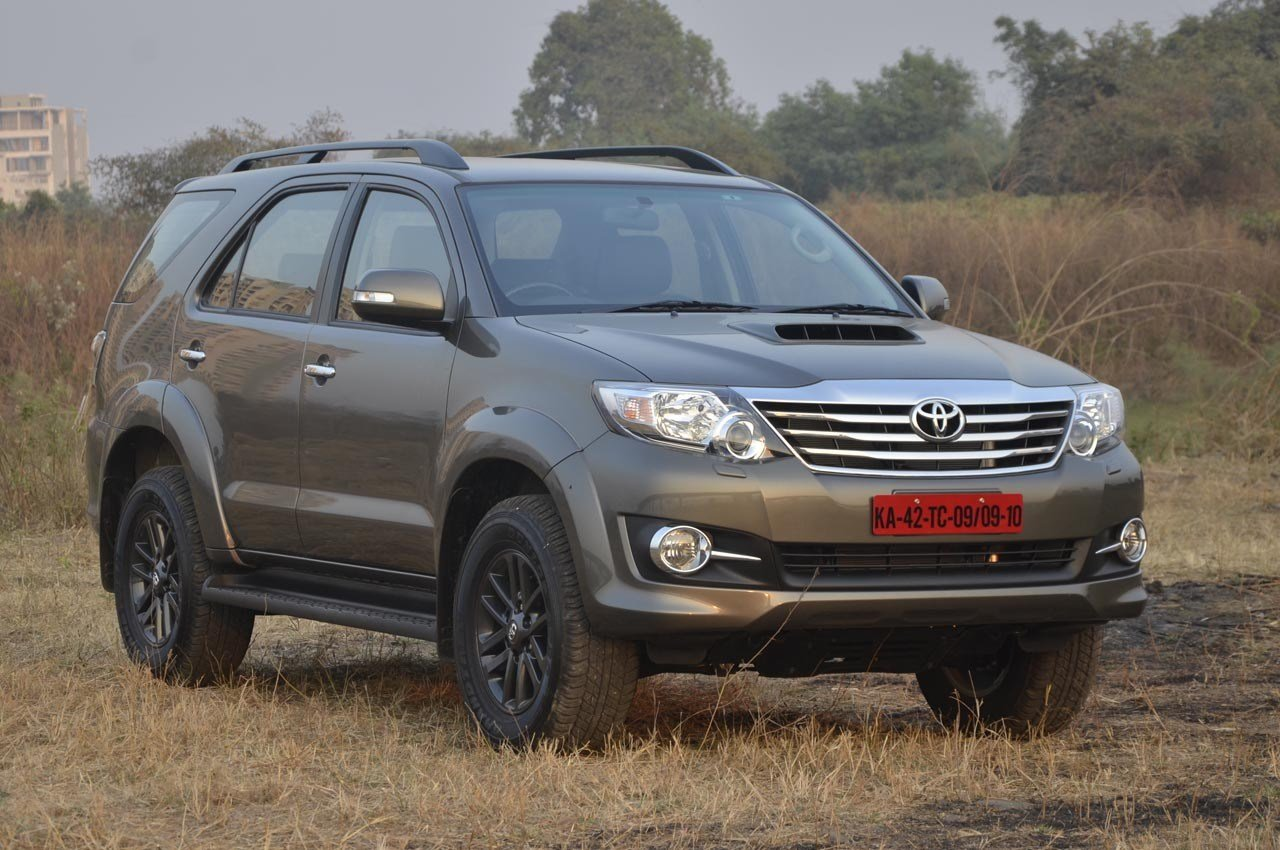 New 2015 Toyota Fortuner 3 4Wd Automatic Image Gallery On This Month