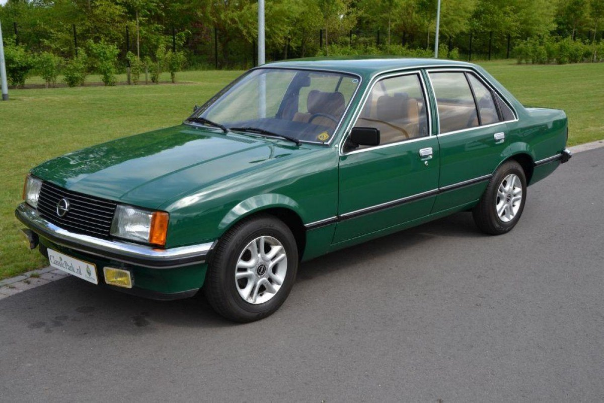 New Classic Park Cars Opel Rekord 19N On This Month
