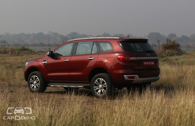 New Price Wars Toyota Fortuner Vs Ford Endeavour Lifestyle On This Month