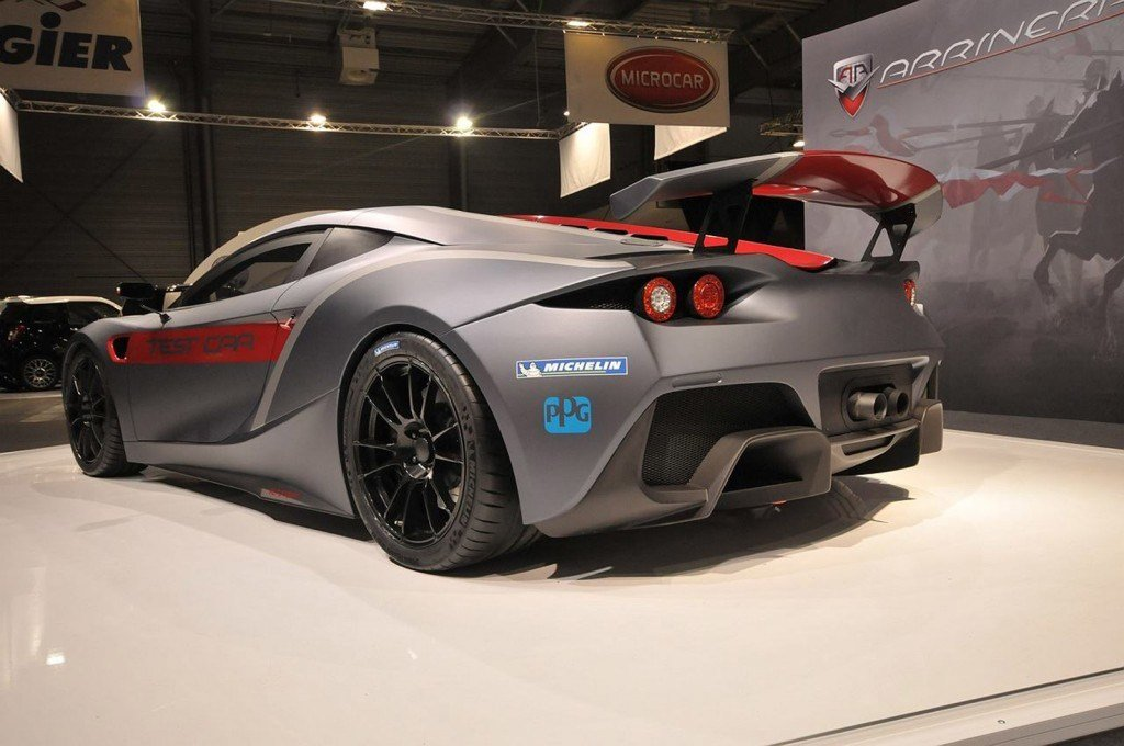 New Poland's Arrinera Hussarya Supercar Makes Auto Show Debut On This Month