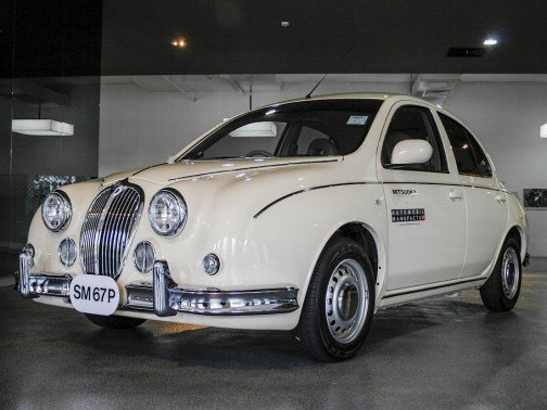 New 2007 Mitsuoka Viewt Photos Photo Gallery Sgcarmart On This Month