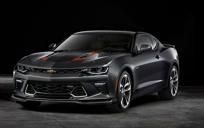 New The History And Evolution Of The Chevy Camaro On This Month
