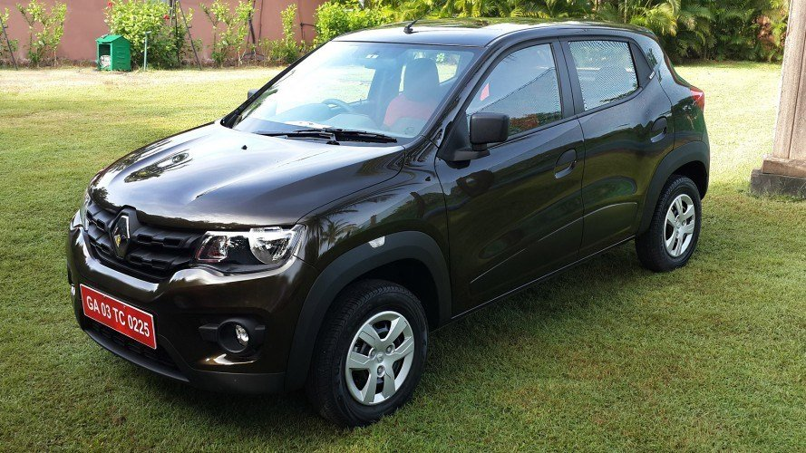 New Renault Kwid 2015 Std Exterior Gallery Overdrive On This Month