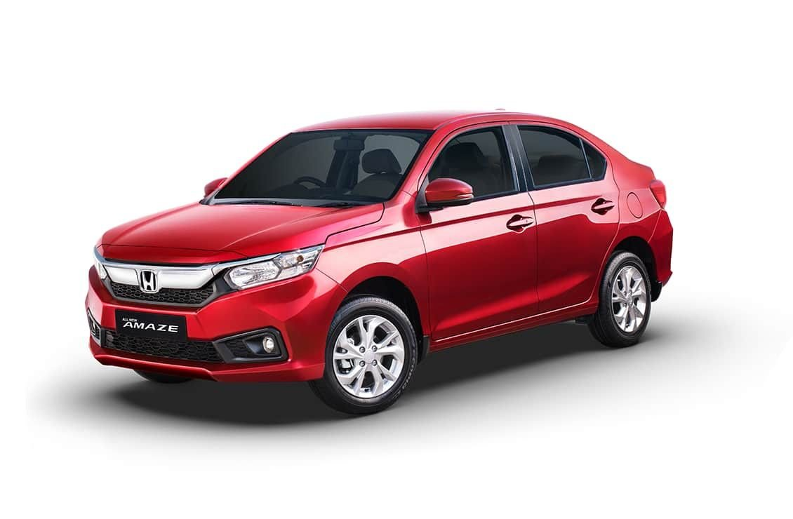 New Honda Amaze 2018 Price In India Launch Date Images On This Month