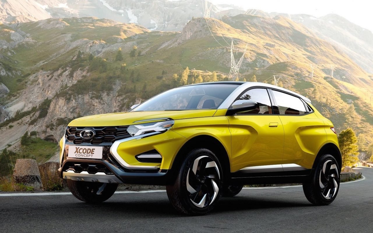 New Lada Xcode Concept Revealed Could Spawn Funky Suv On This Month