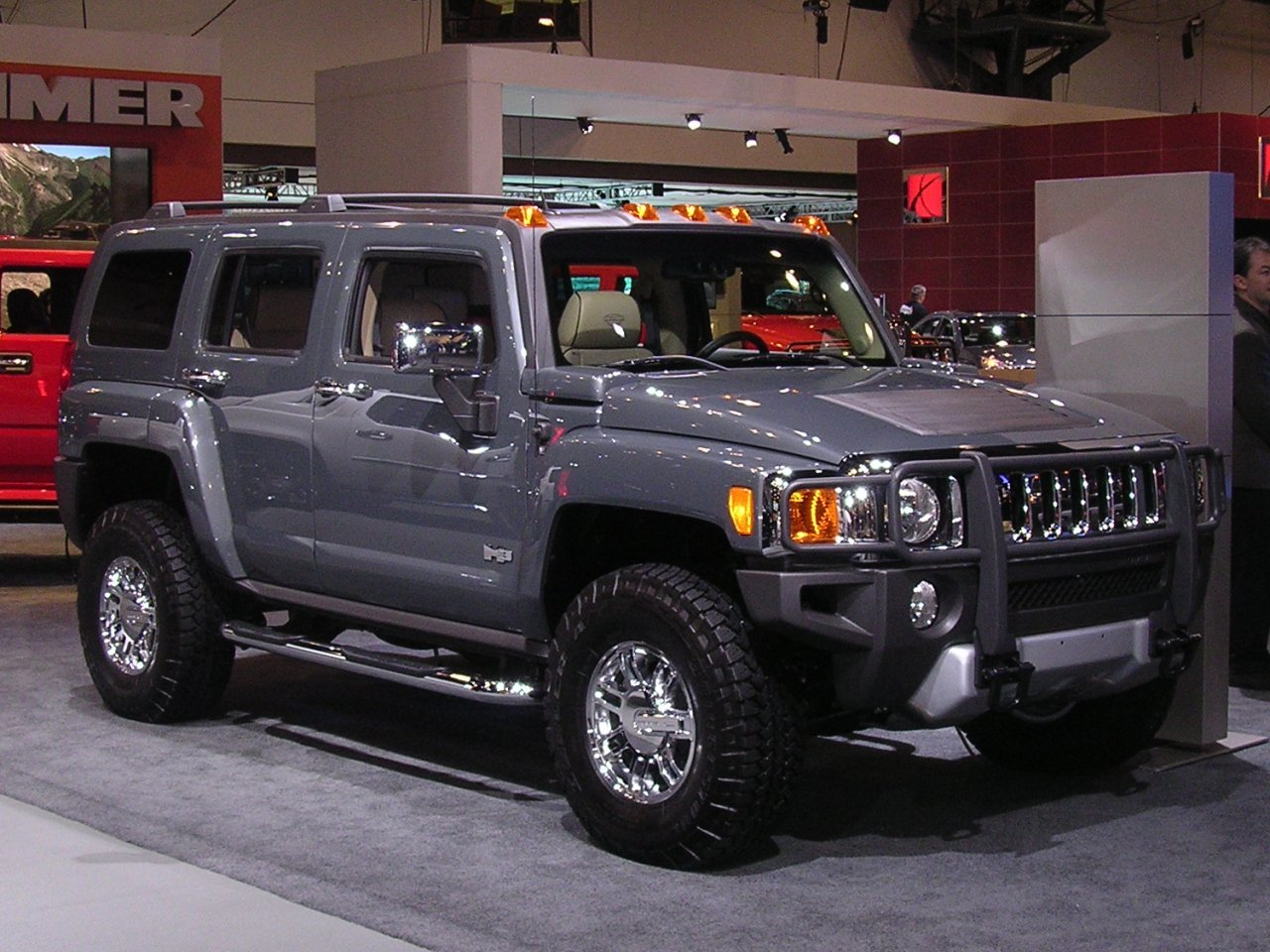 New Car Hummer H3 On This Month