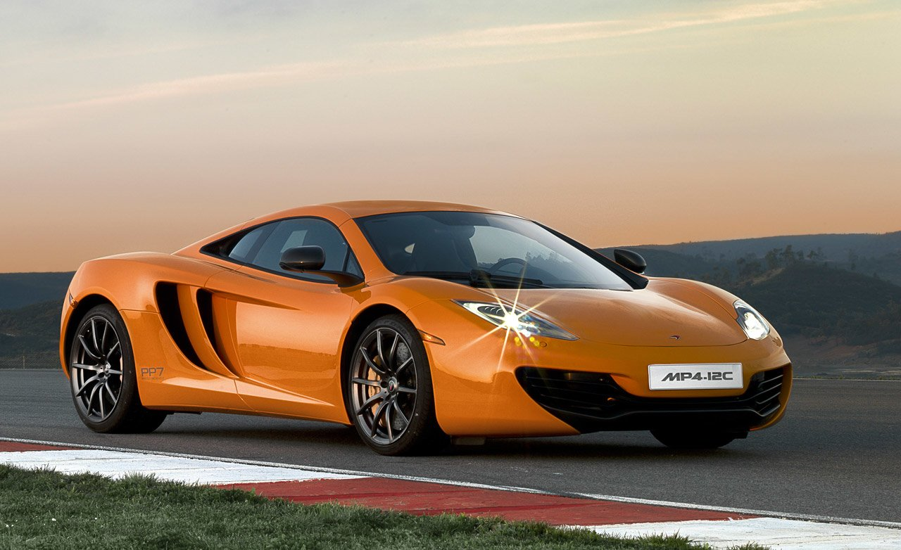 New Car Barn Sport Mclaren Mp4 12C On This Month