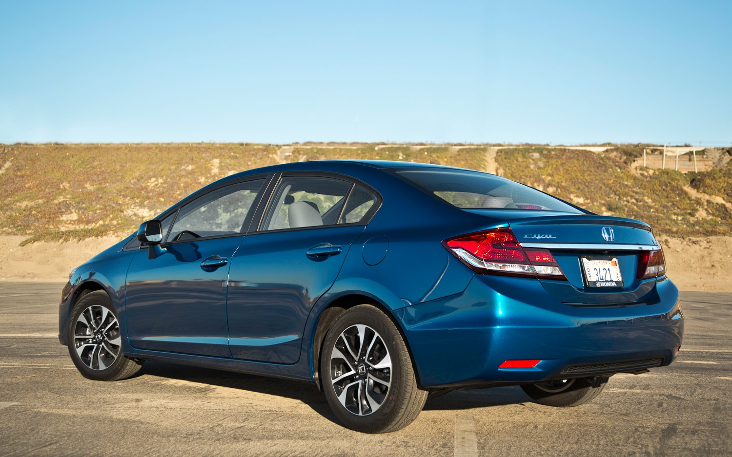 New 2013 Honda Civic Ex New Cars Reviews On This Month