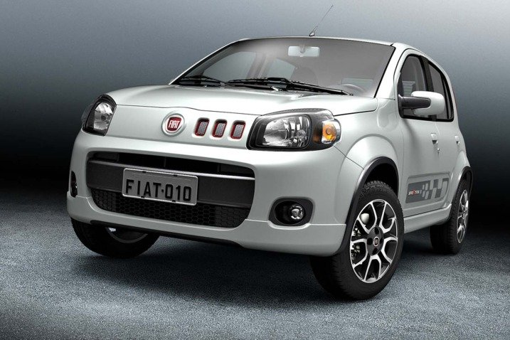 New Fiat Uno 2013 Car Images On This Month