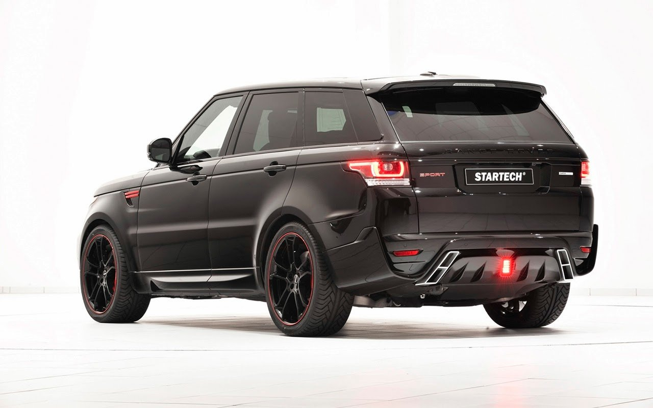 New 2014 Startech Range Rover Sport On This Month