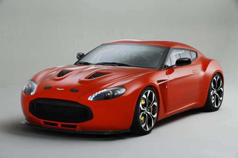 New Aston Martin V12 Zagato Price Specs And Pictures Evo On This Month