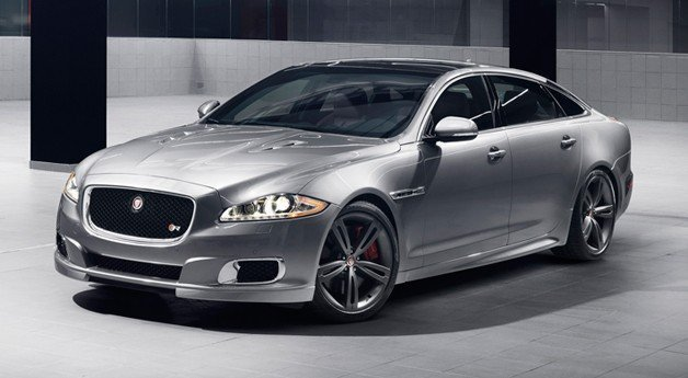 New Jaguar Xjr 2552782 On This Month