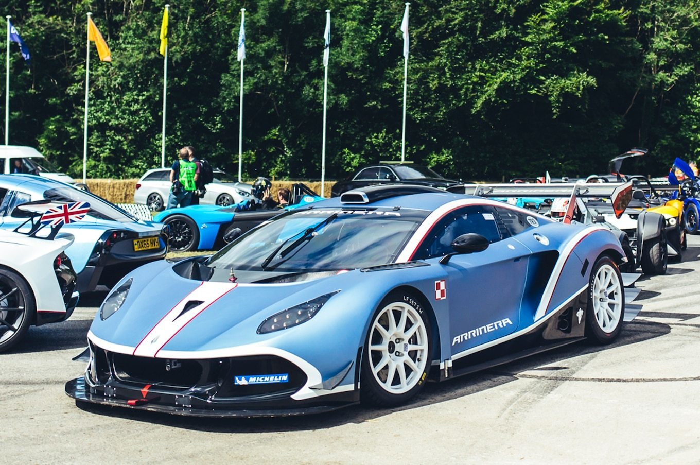 New Arrinera Hussarya Gt Is First Polish Car To Enter Goodwood On This Month