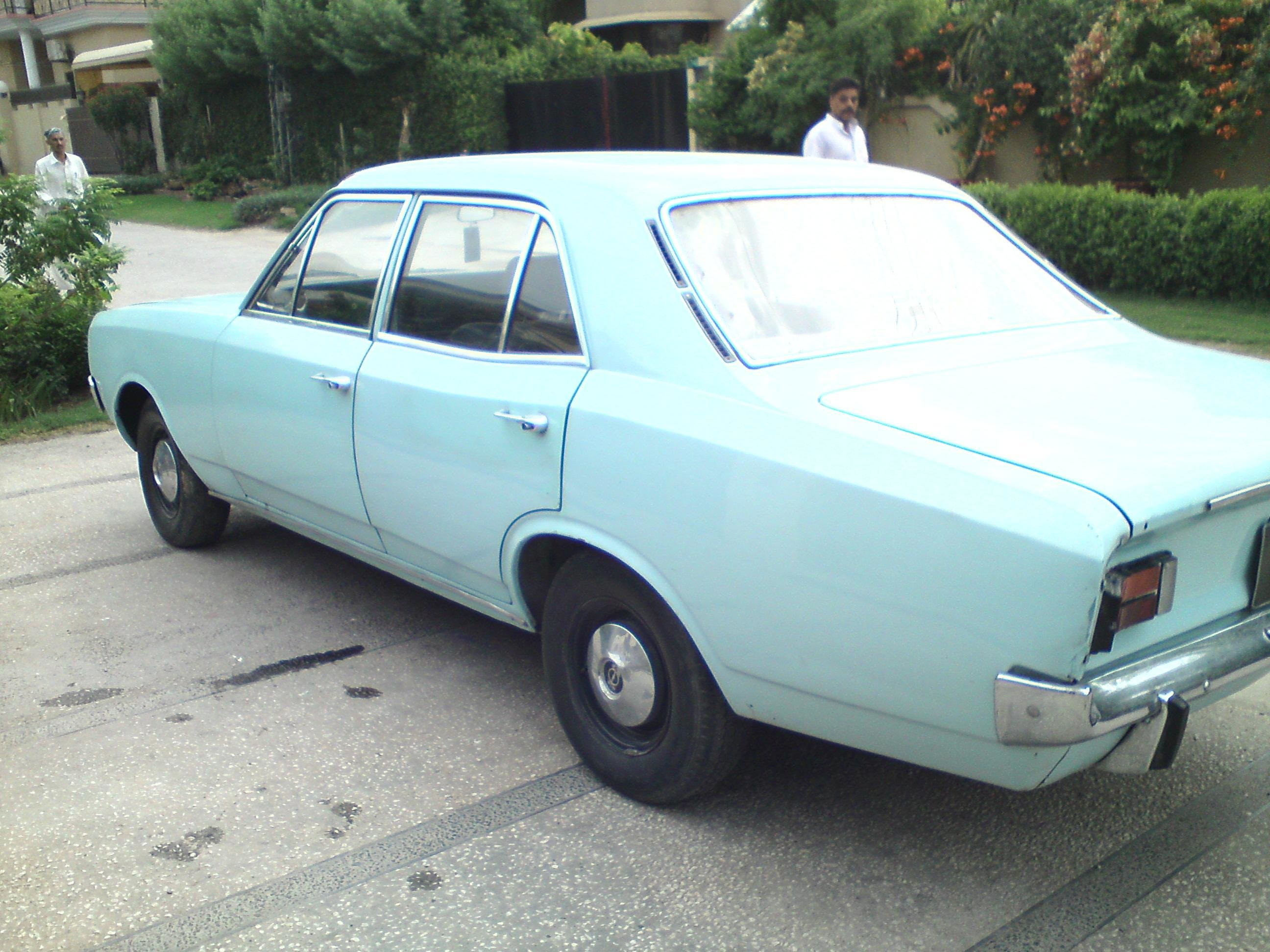 New Gustavao 1967 Opel Rekord Specs Photos Modification Info On This Month
