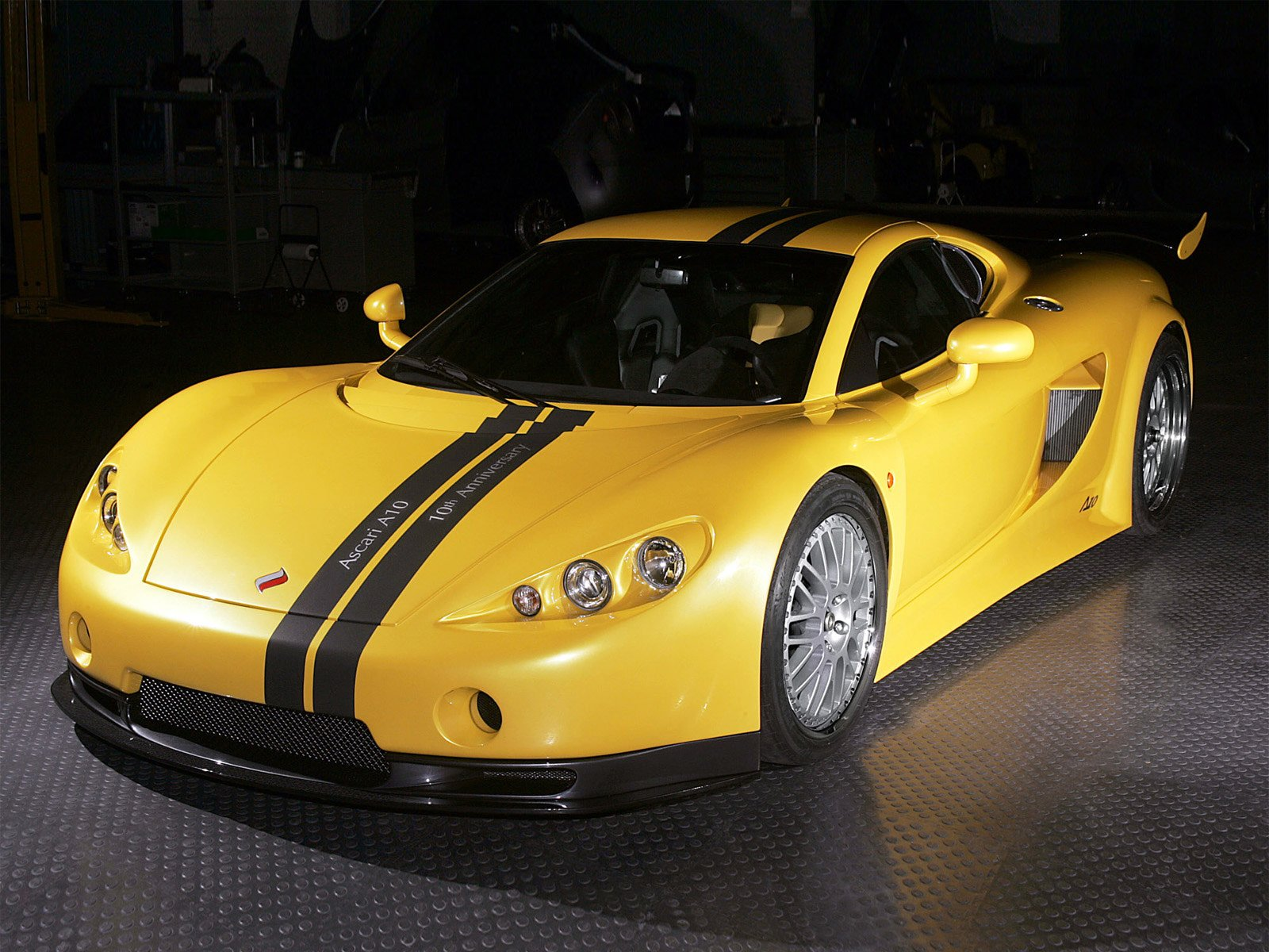 New 2007 Ascari A10 Car Desktop Wallpaper Accident Lawyers On This Month