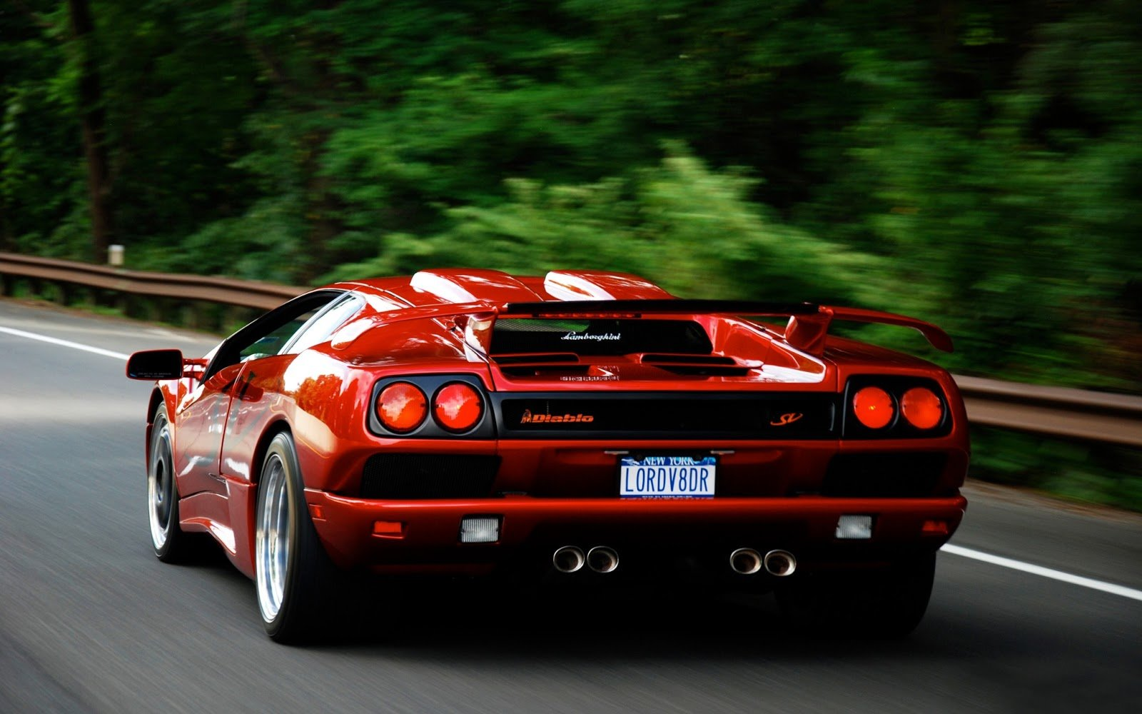 New Hd Cars Wallpapers Lamborghini Diablo On This Month