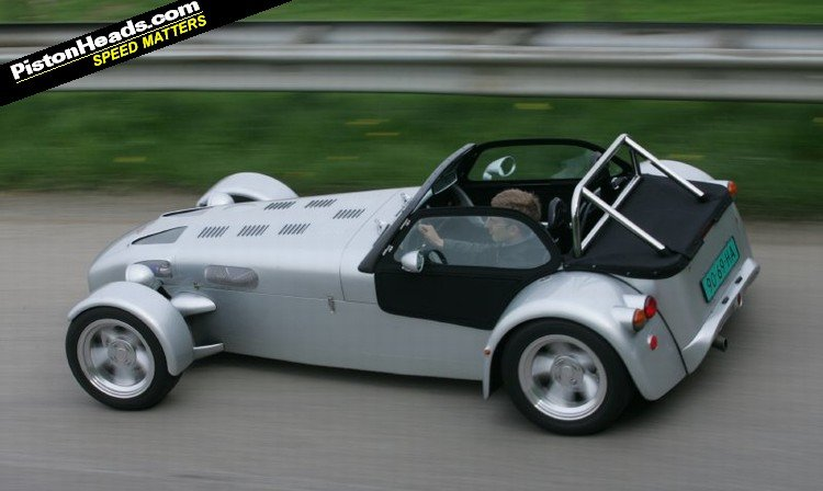 New Donkervoort Sport Car Wallpapers On This Month