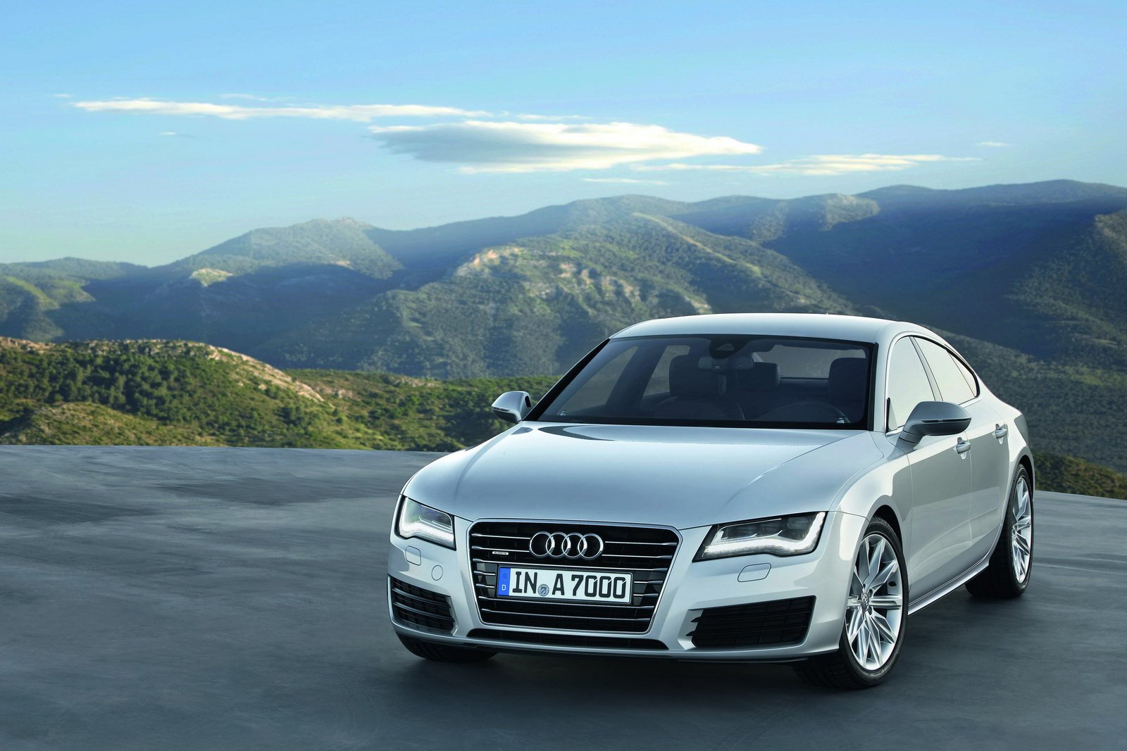 New Audi Wallpaper Audi A7 On This Month