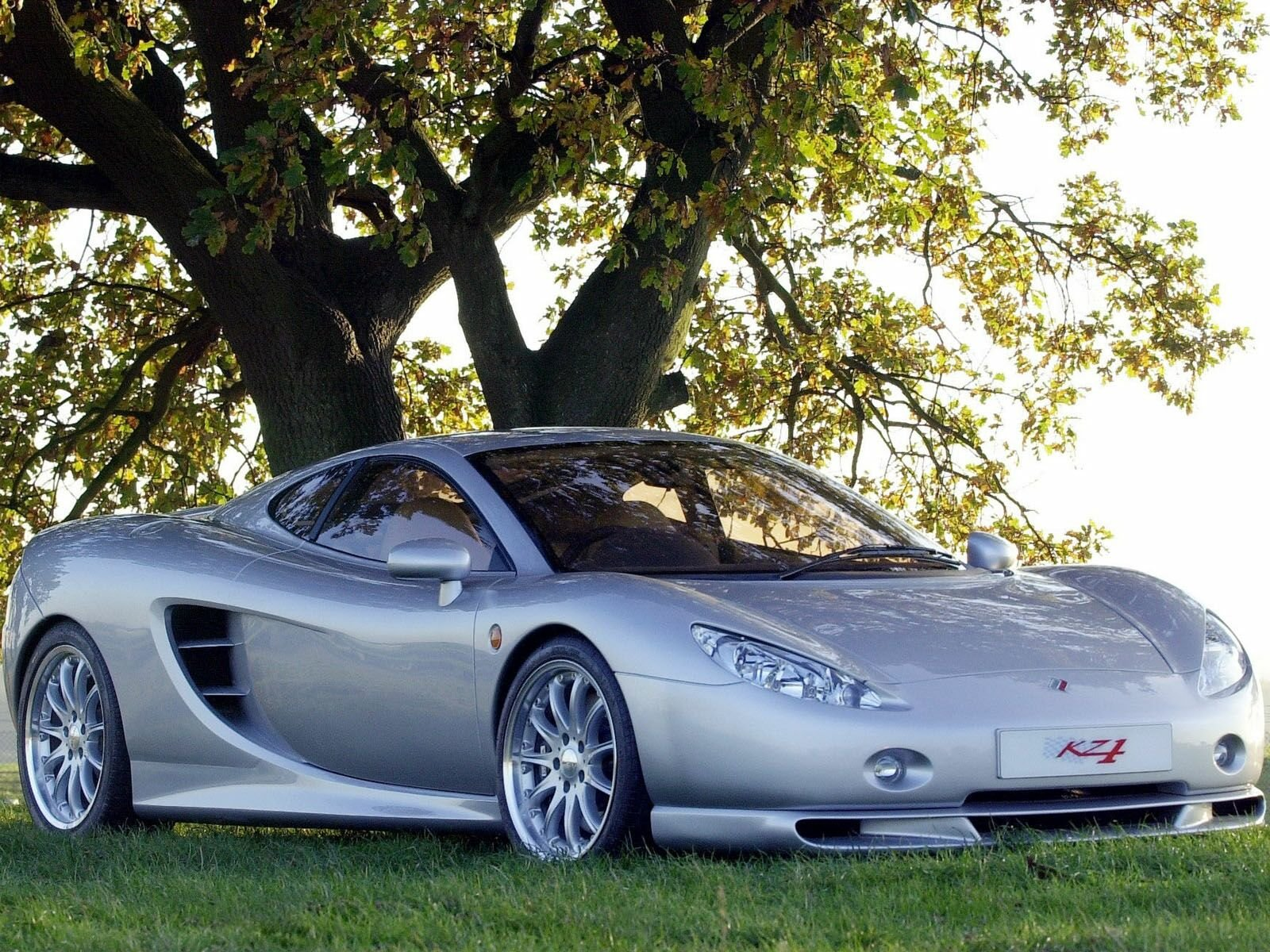 New Ascari Kz1 R The Car Club On This Month
