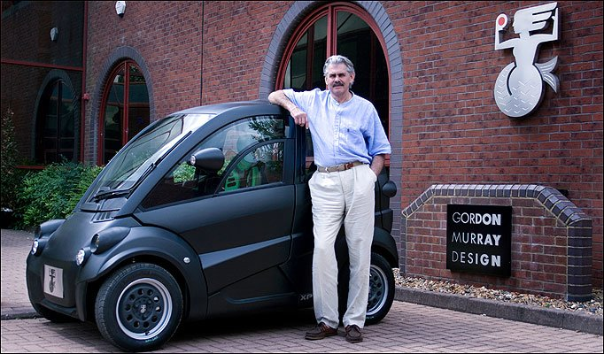 New The Efficient Car Guide Gordon Murray Design T27 On This Month