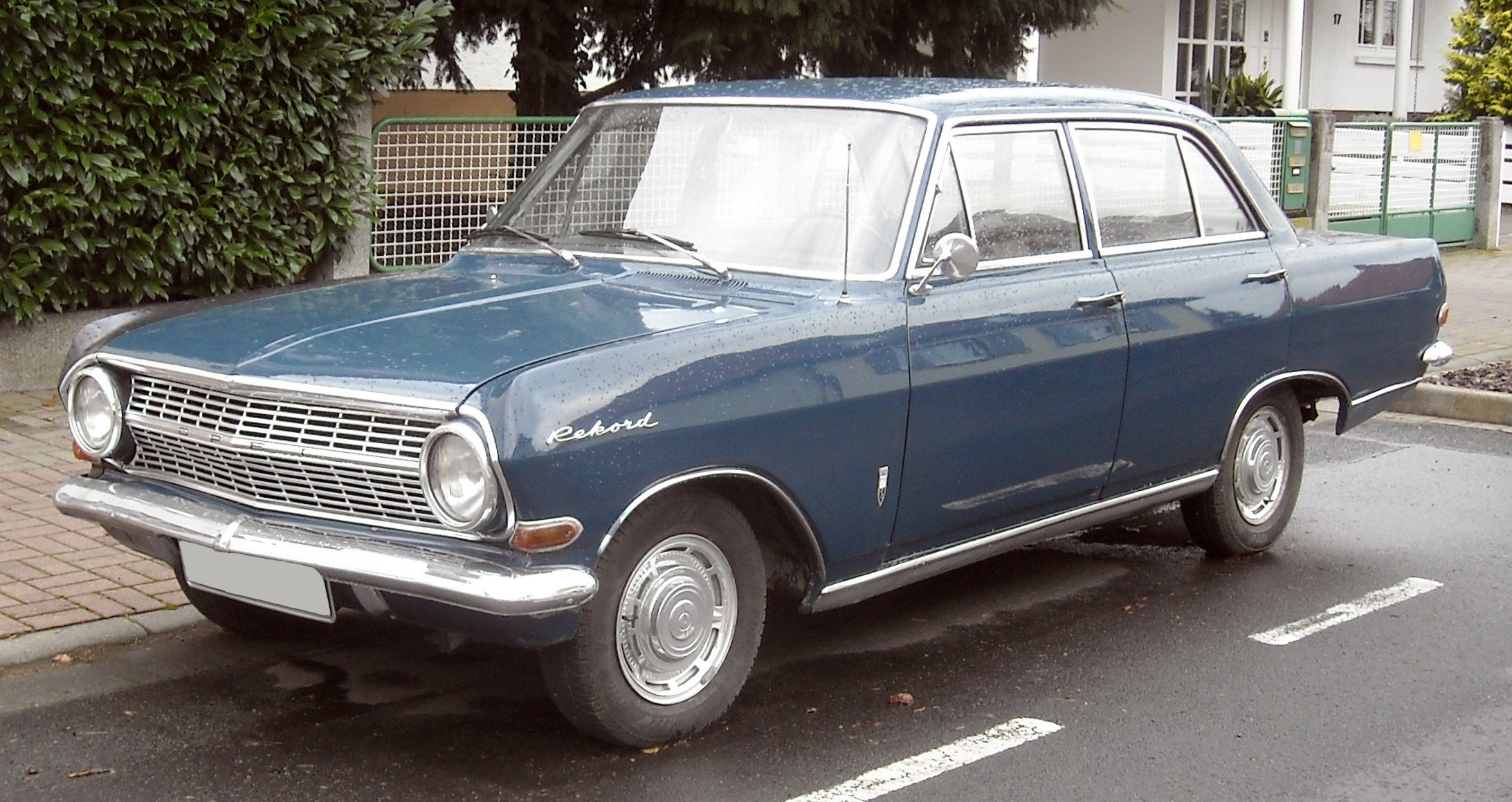 New Opel Rekord A Wikiwand On This Month
