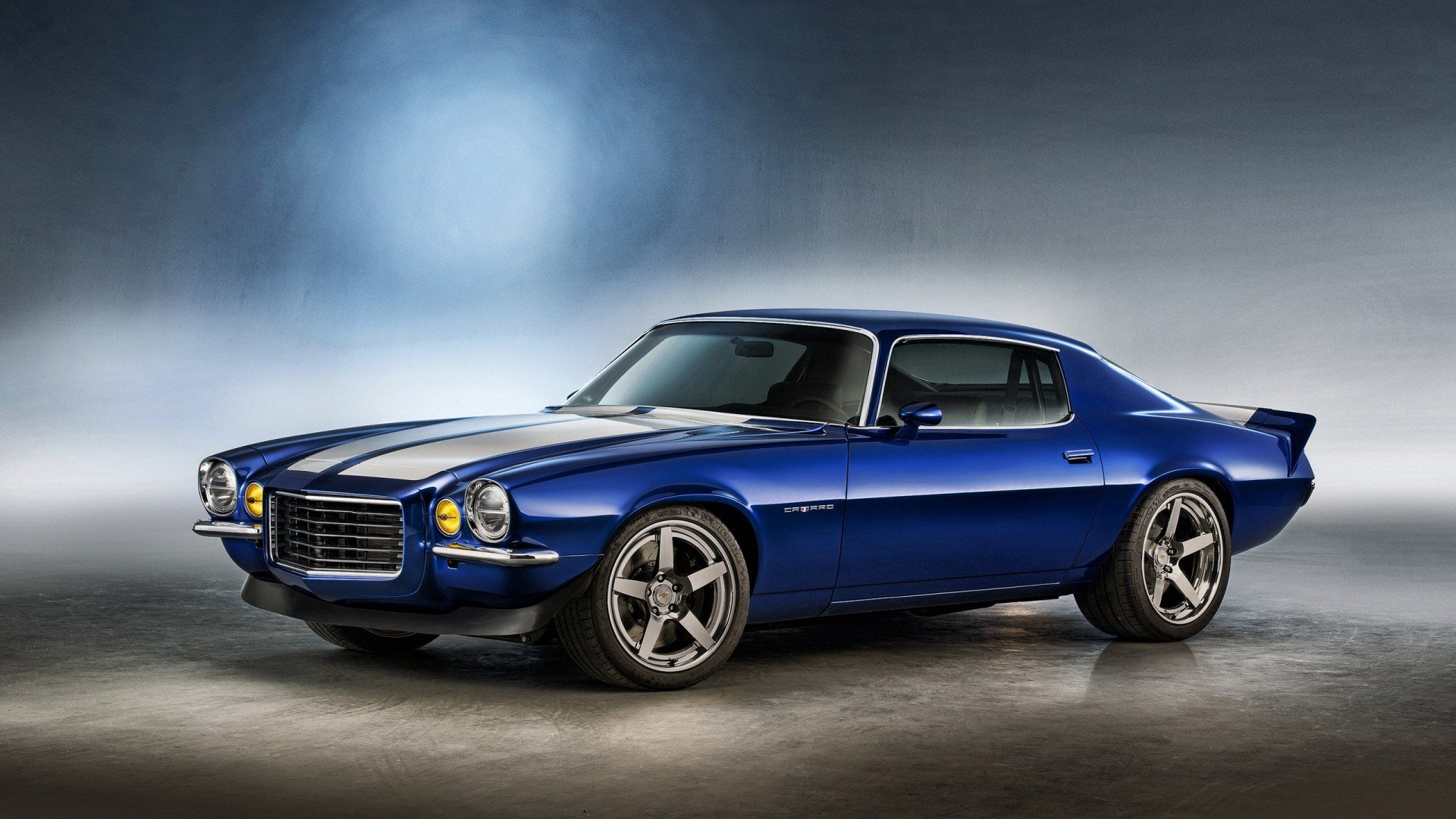 New 1970 Chevrolet Camaro Rs Wallpaper Hd Car Wallpapers On This Month