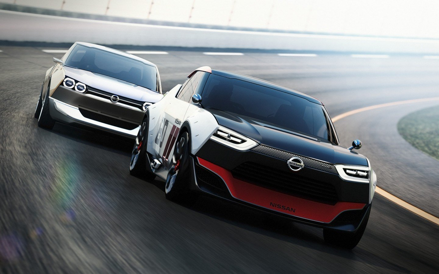 New 2013 Nissan Idx Nismo Wallpaper Hd Car Wallpapers Id 3927 On This Month