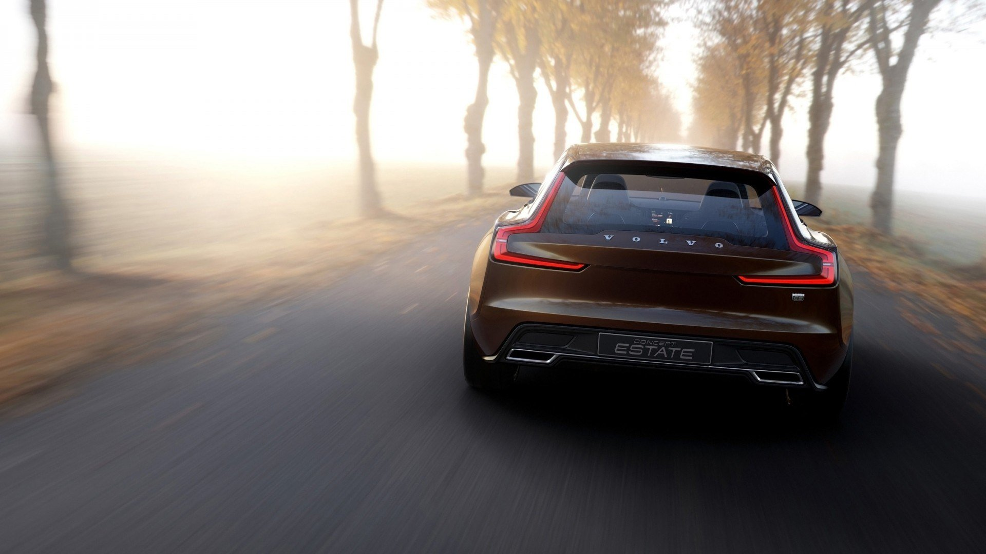New 2014 Volvo Concept Estate 2 Wallpaper Hd Car Wallpapers On This Month