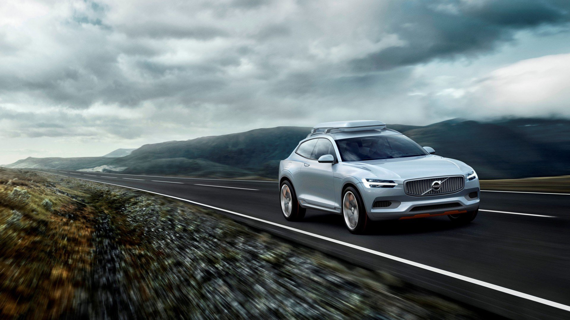 New 2014 Volvo Concept Xc Coupe Wallpaper Hd Car Wallpapers On This Month