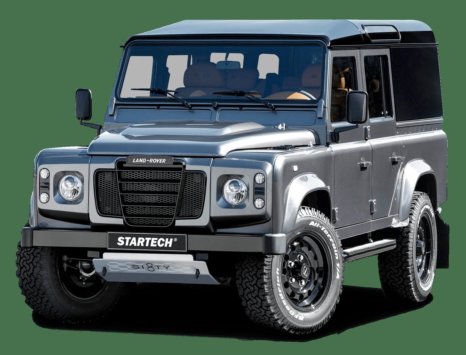 New Startech Land Rover Defender Sixty8 Car Png Image Pngpix On This Month