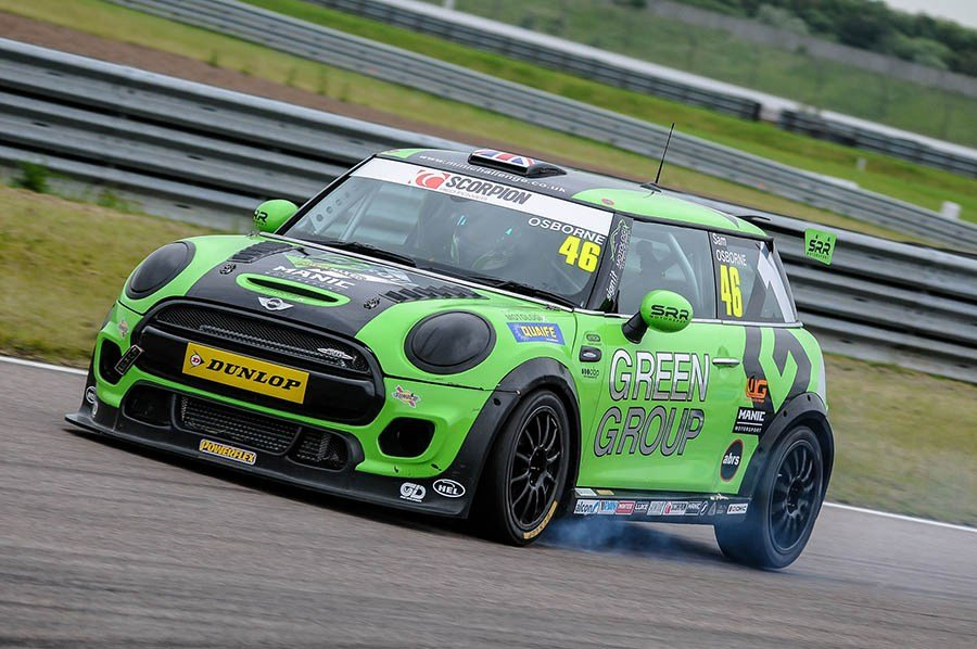 New Mini Challenge Working To Be The Best One Make Racing On This Month