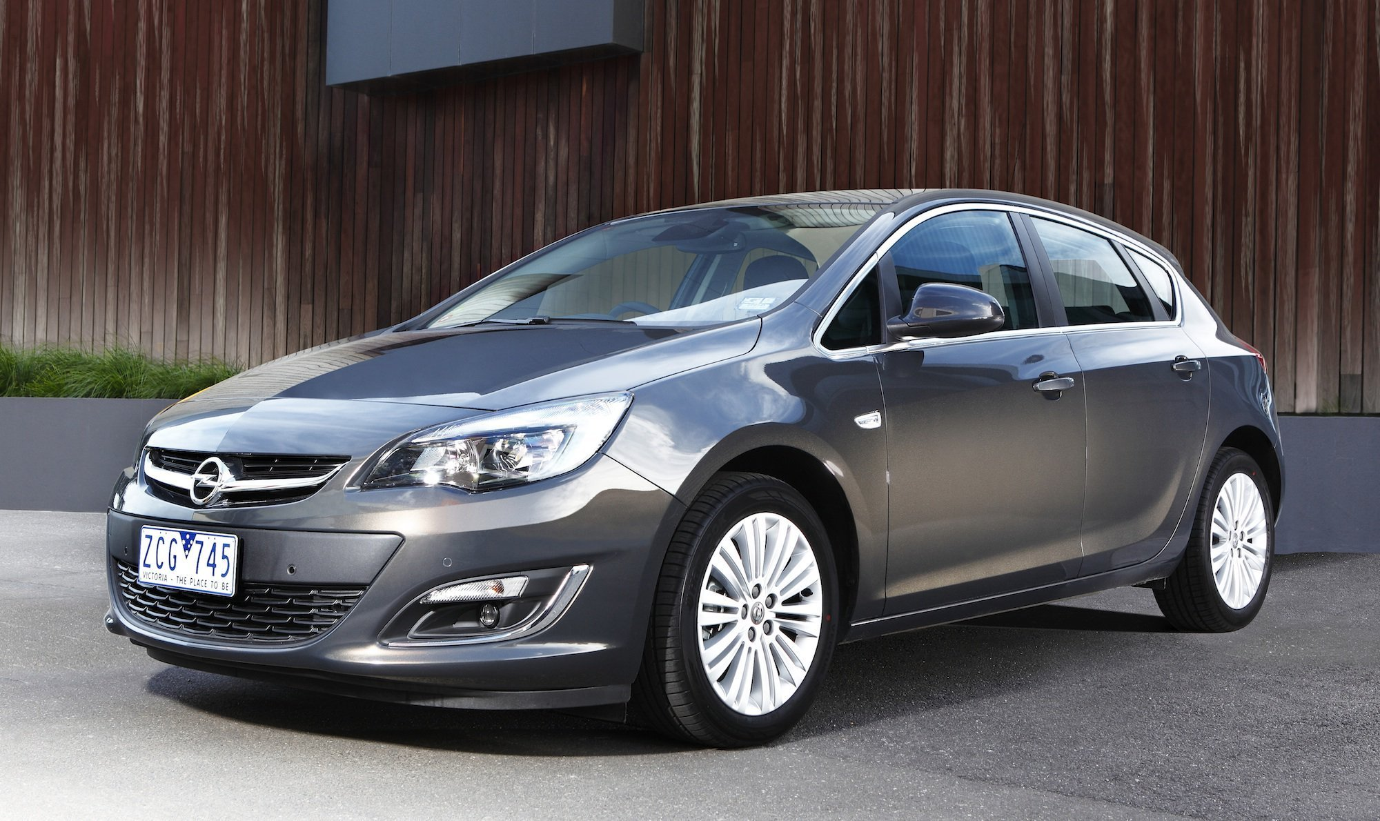 New Opel Astra Review Photos Caradvice On This Month