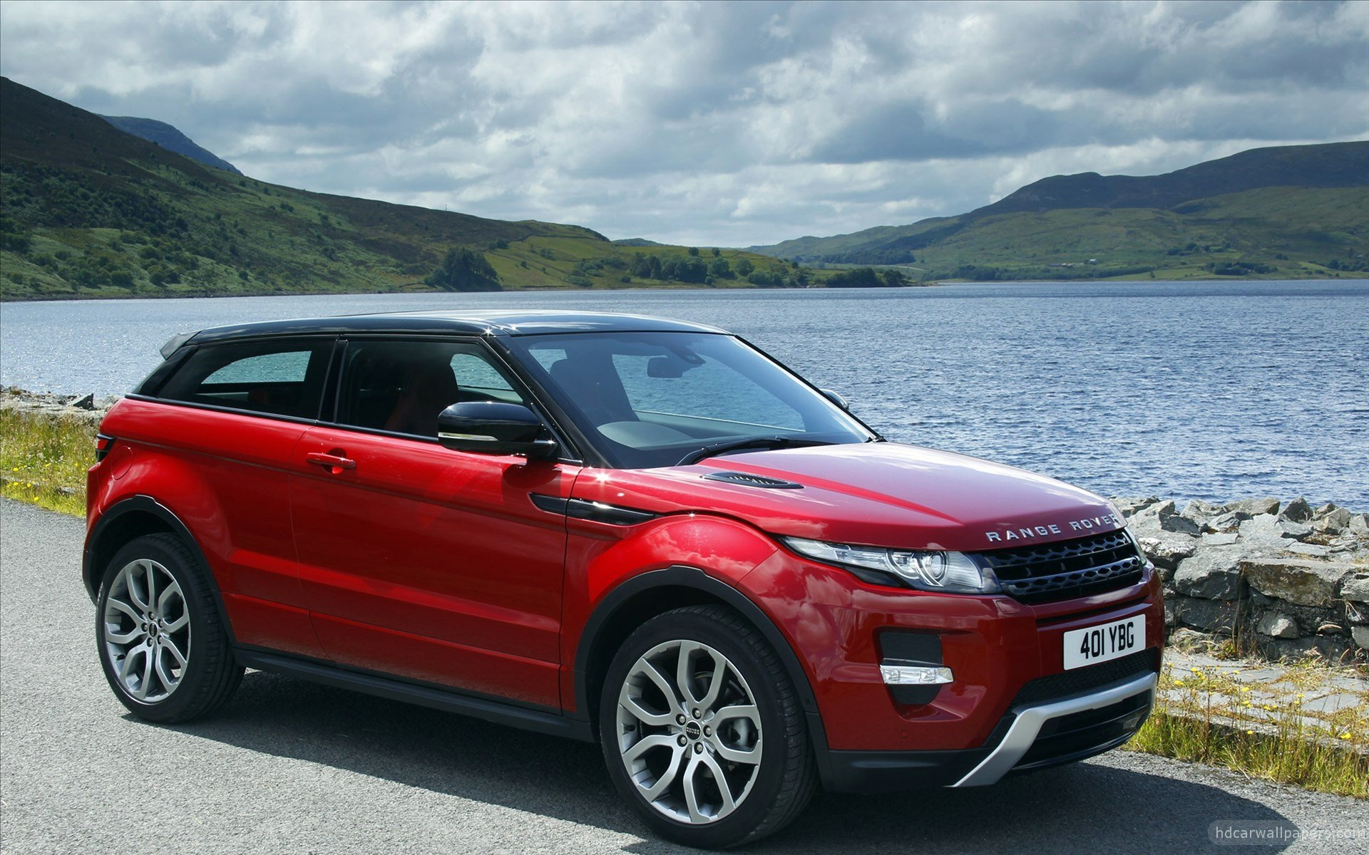 New Range Rover Evoque Hd Wallpapers On This Month