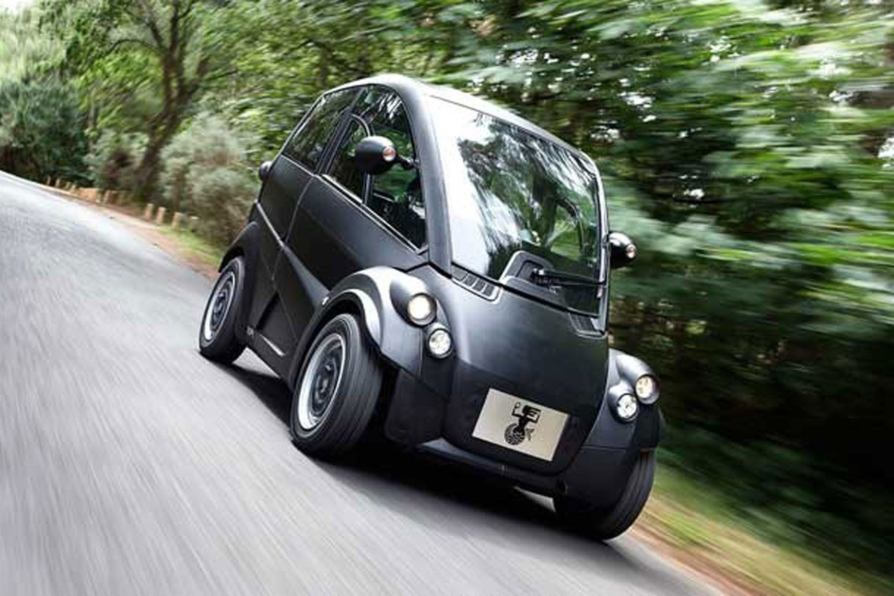 New Gordon Murray's City Car To Return In 2015 By Car Magazine On This Month