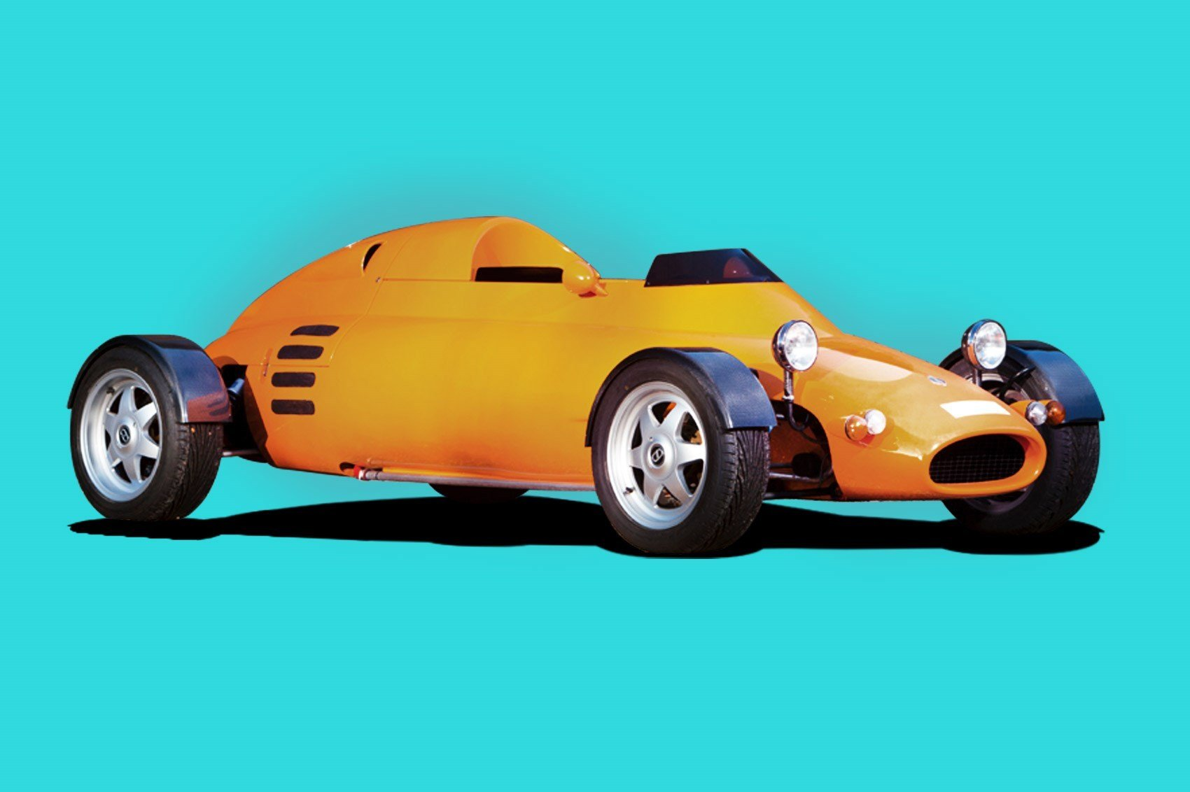 New Connect 4 Gordon Murray Road Cars By Car Magazine On This Month