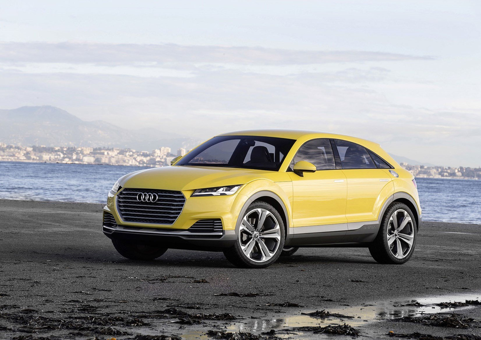 New Audi Q4 Set For Launch In 2019 And More Q Models On The On This Month
