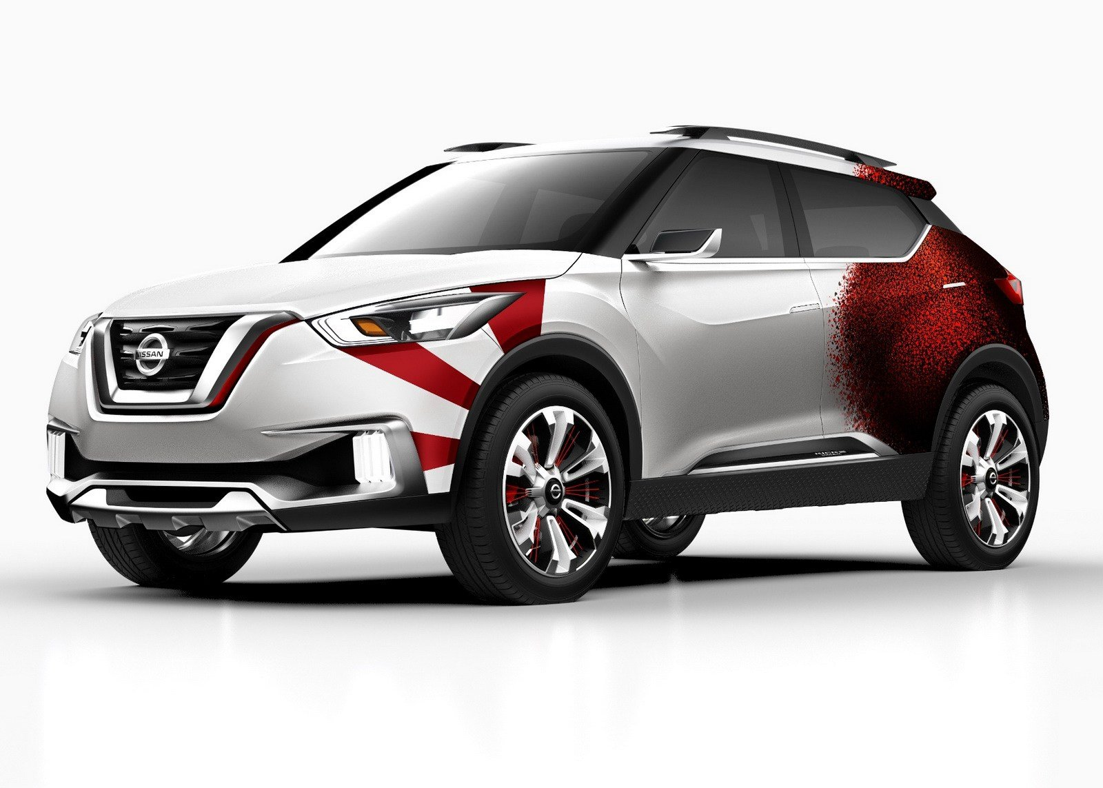 New Nissan Kicks Suv Concept Photo Gallery Car Gallery Suv On This Month