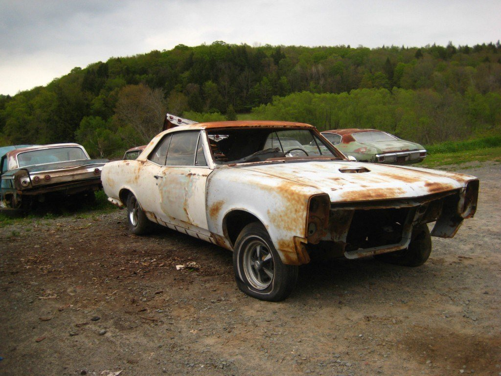 New 1967 Pontiac Gto 400 Project Car For Sale On This Month