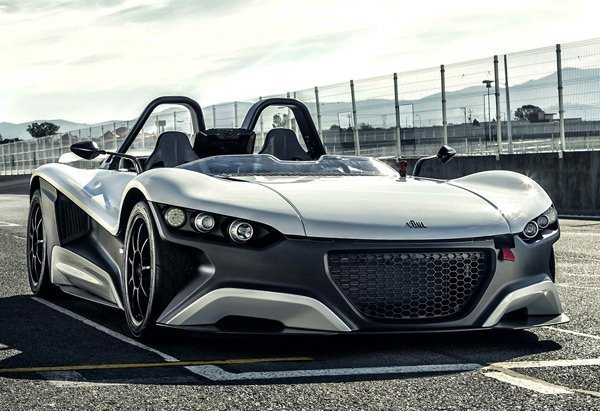 New 2014 Vuhl 05 Track Car Mexico Flexes Its Sports Car On This Month